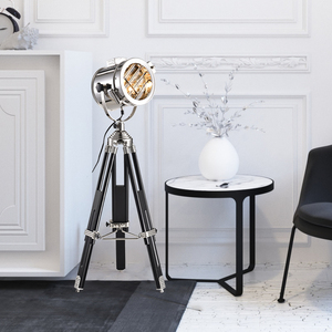 60103T sunbelt table lamp wood tripod,tripod table lamp wood feet.