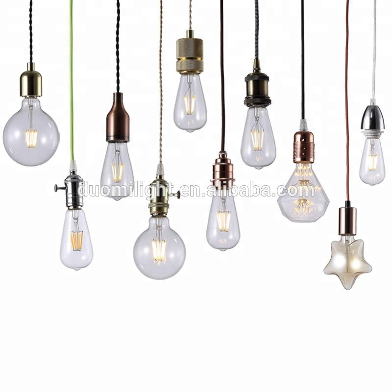 Pendant Light Ing Set With 3 Wire