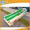 Inflatable sport games!! two lanes adult inflatable bungee run for sale