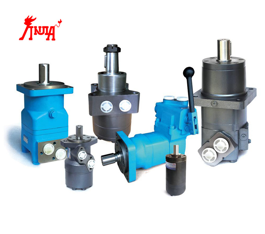 High torque low speed orbit BMP BMR BMS BMT BMV BMH BMM replace m+s hydraulic motor india