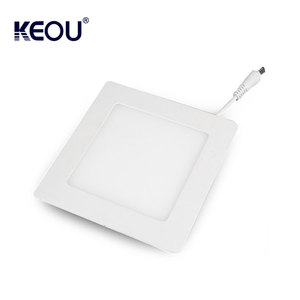 "Factory direct sales 4 inch 4"" square led downlight , led downlight dimmable 9w with lower price"
