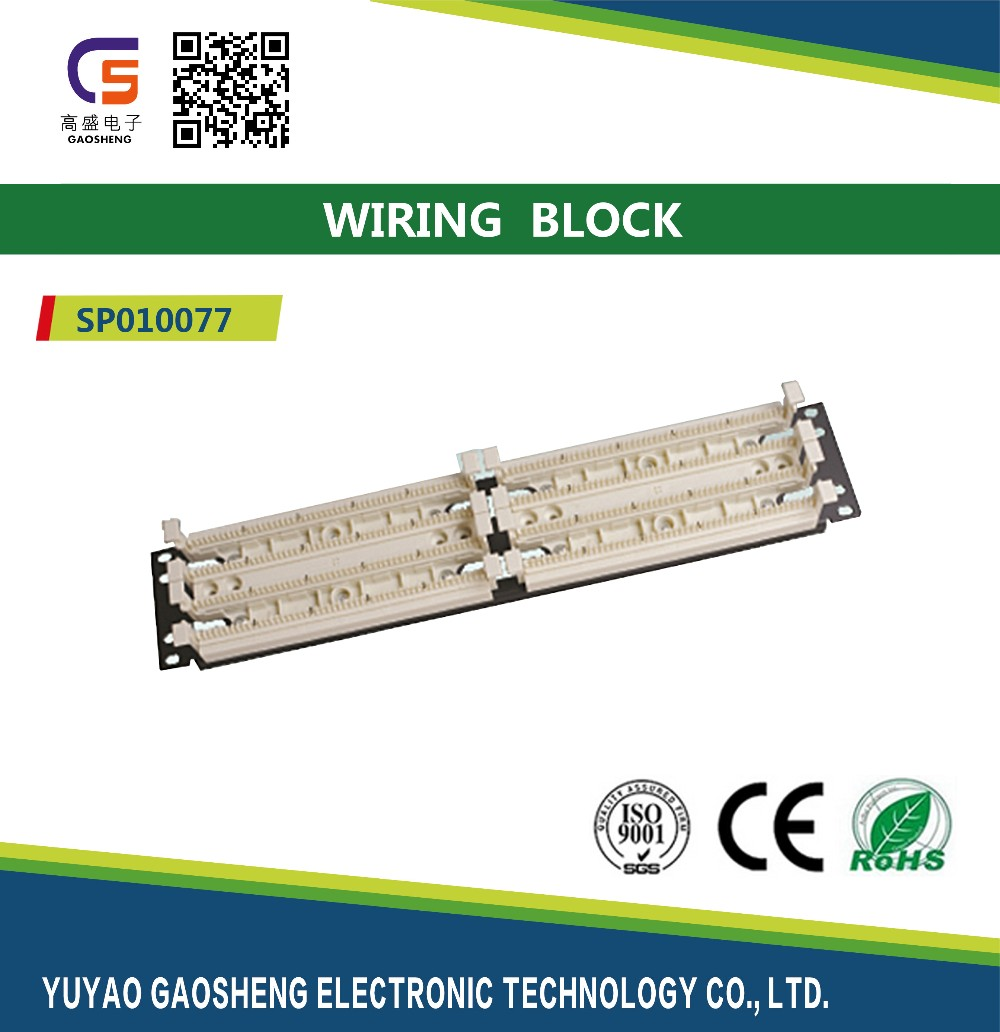 Cat6 110 Wiring Block Suppliers And Systimax Manufacturers At
