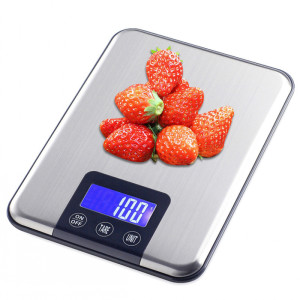 2018 New Design Compact Digital Electronic Kitchen Scale 1g/15kg kitchen weight scale