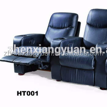 2018 New Style 3 Seater Black Leather Sofa Couch Lounge Manuel Recline  Relax Chair - Buy Home Seating Cinema Leather Chair,Genuine Leather  Reclining ...