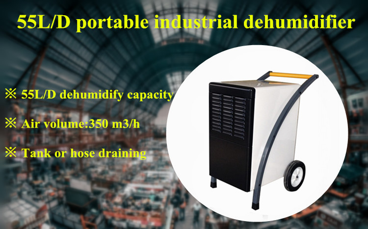 Newest CE GS ROHS TUV Portable Dehumidifier With High Quality Air Dryer