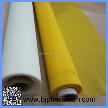 43T polyester silkscreen printing bolting cloth for textile silk screen printing