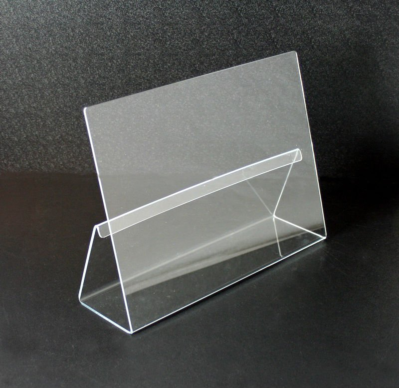 Acrylic Cookbook Holder ( Shelf /Stand / Rack / Display )