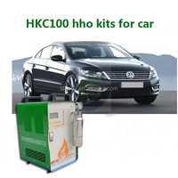 save gasoline LPG NG fuel oxy-hydrogen HHO generator car kit