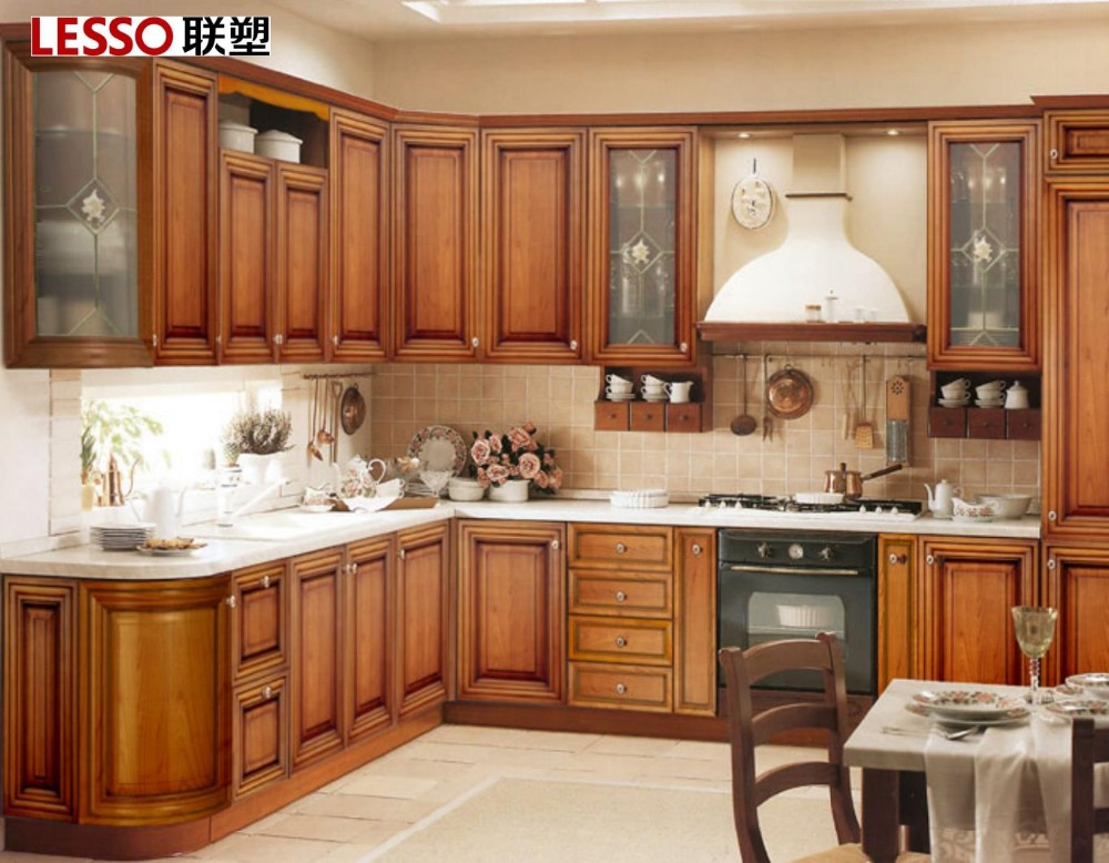 Good Quality Rubber Wood Kitchen Cabinet - Buy Birch Wood Kitchen ...