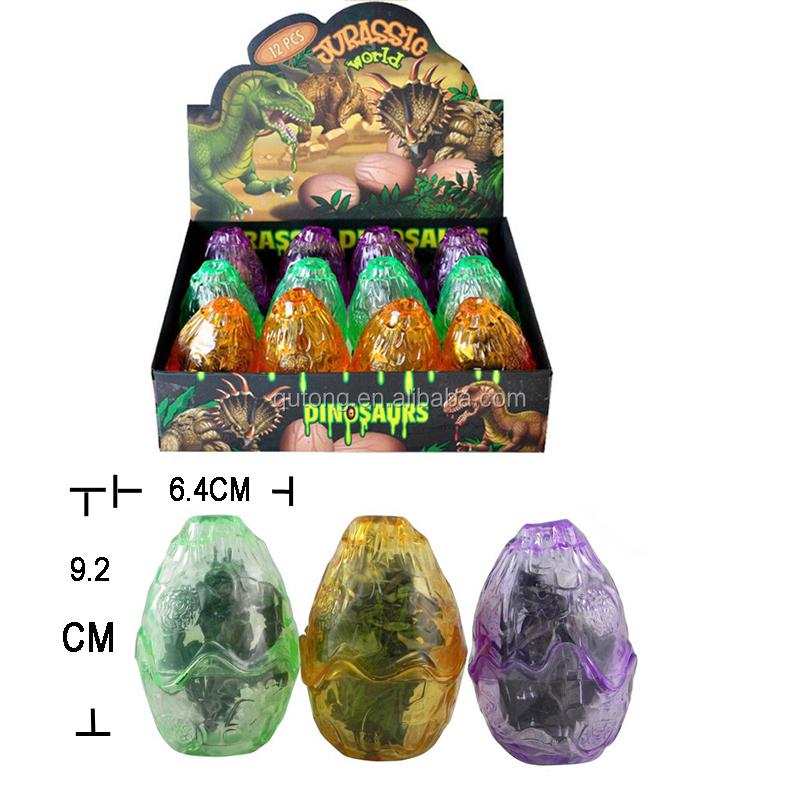 Toy Dinosaur Egg /dinosaur Egg Toys /plastic Dinosaur Egg With ...