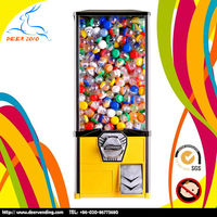 New design gumball/candy vending machine for shopping mall