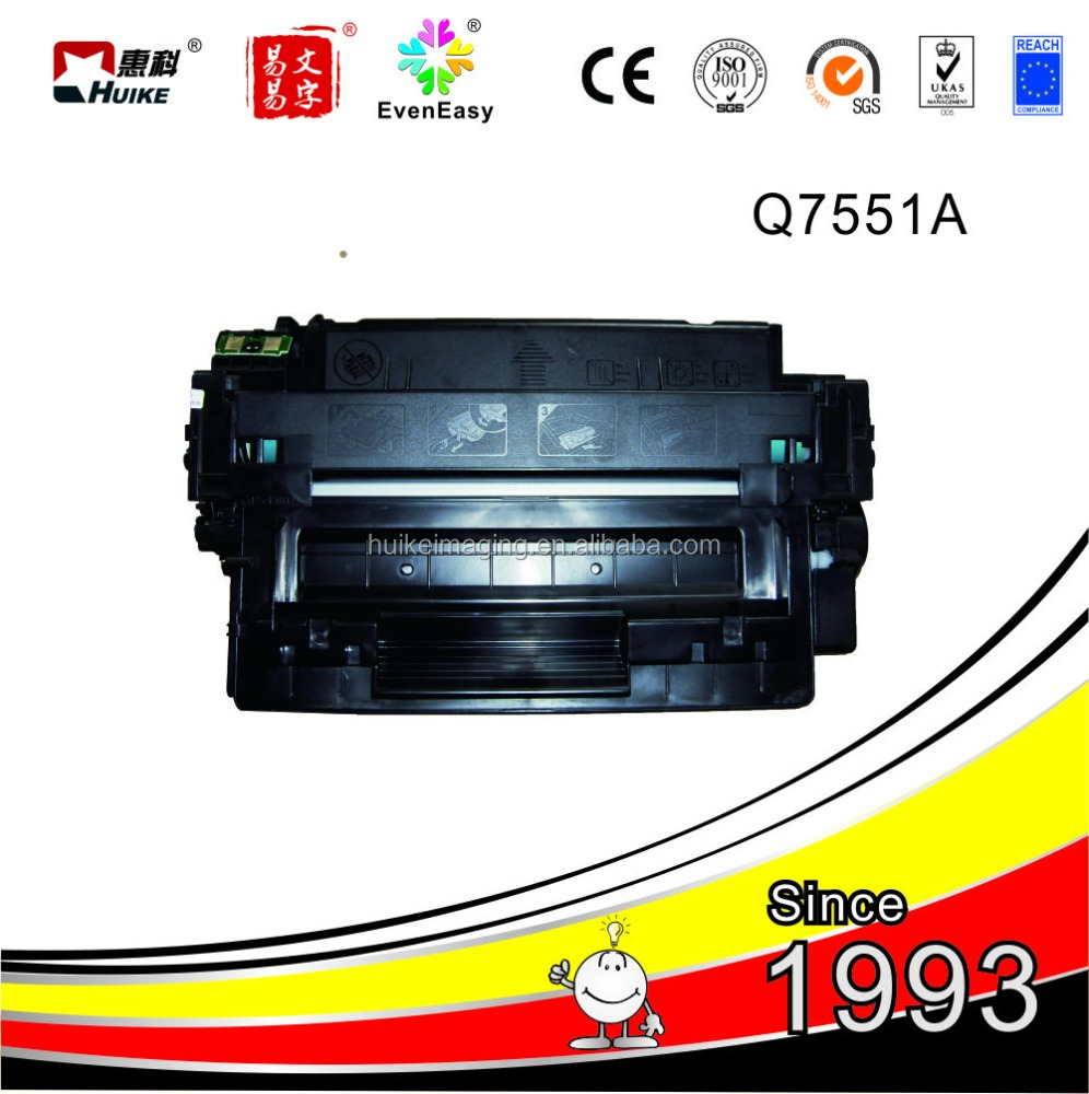China Top Quality Toner Cartridge Q7551A