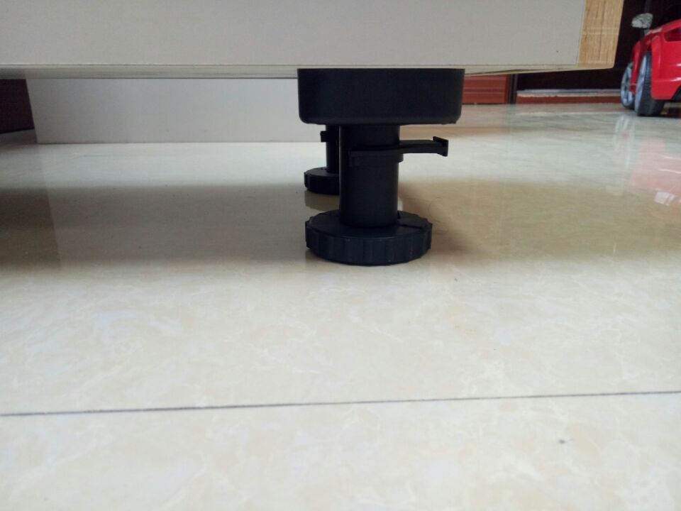 450KG Heavy duty Kitchen Cabinet Adjustable Plinth Legs Kitchen Cabinets Plastic Legs