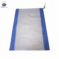 China Factory Price PP Woven White Sugar Bag 50kg