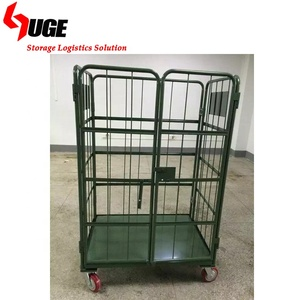 High Quality and Durable Roll Container
