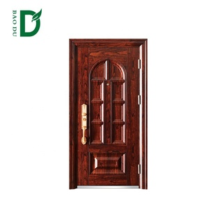 Ghana steel security door used exterior doors for sale