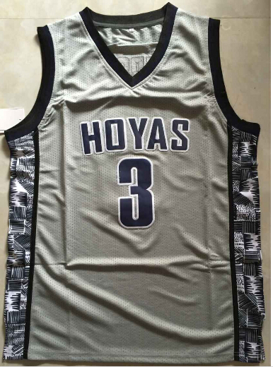 on sale 3b577 f6160 Hoyas Fashion Update: New Uniforms Aren't Really All That ...