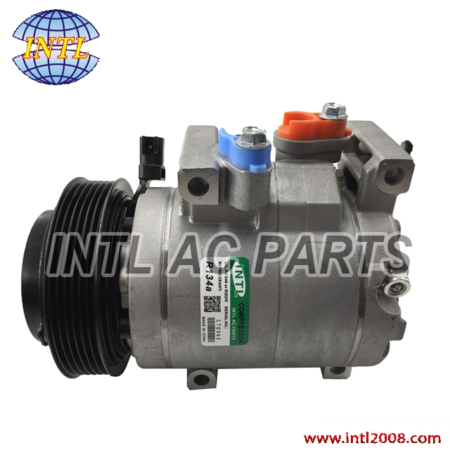 HCC-RS18 AC Compressor For Jeep Wrangler 3.6L 4 Seasons 198305 55111374AB