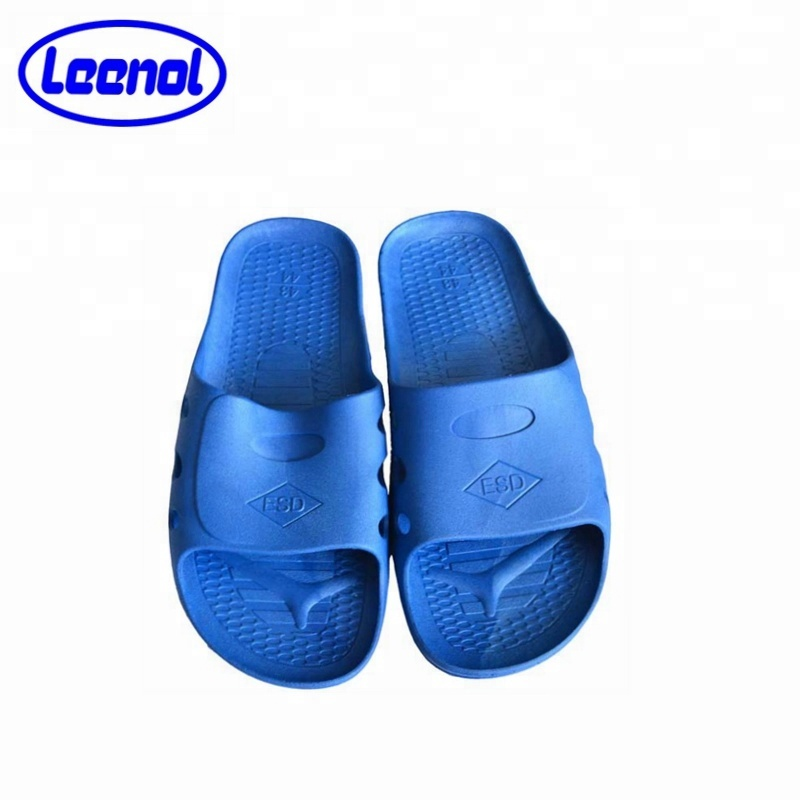 LN 7101B Komfortable SPU material Antistatisch ESD Slipper