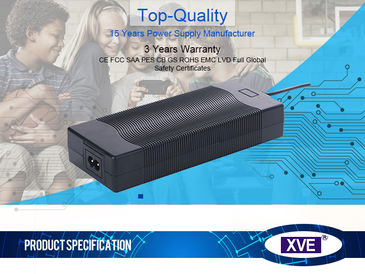 XVE SAA KC Certified 84V 1.5A Electric Scooter Battery Charger 20 Series 72v Electric Scooter Charger