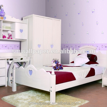 Chinese Supplier Wallpaper Decoration Cartoon Characters Hello Kitty