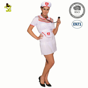 Sexy Women's Nurse Uniforms Fancy Dress Sets Outfit Party Costume Cosplay