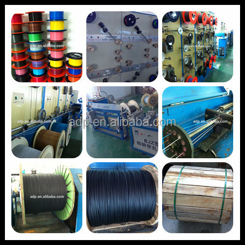 Good price outdoor aerial gyfty fiber cable G652D in shenzhen