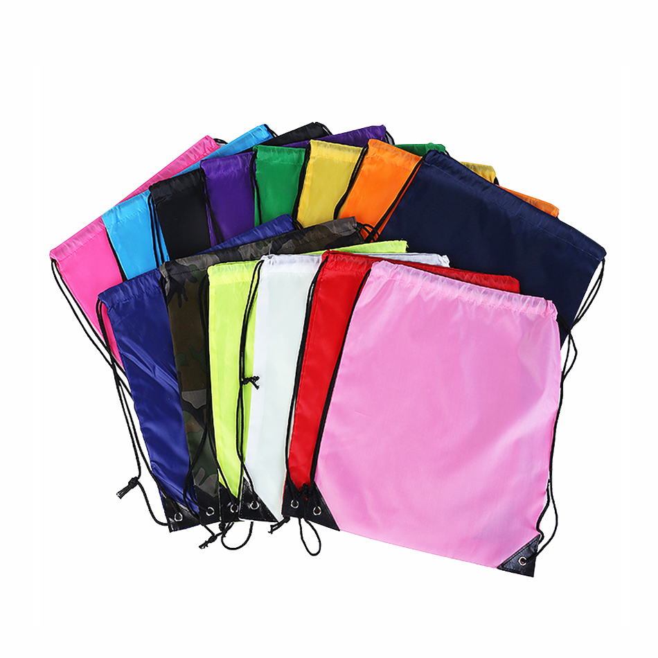 non woven drawstring shoulder bag <strong>promotion</strong>