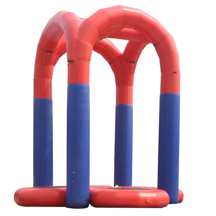 PVC tarpaulin theme park bungee jumping equipment for sale
