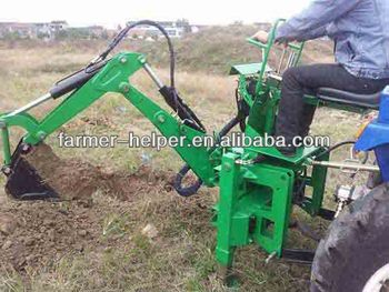 Compact Tractor 3 Point Backhoe Attachment For Sale Buy 3 Point Backhoe Attachment Small