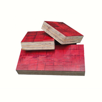 Manufacturer 18mm bamboo marine plywood black/brown film faced plywood sheet for construction
