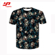 Wholesale digital printed clothing t shirt sublimation custom t shirt for men
