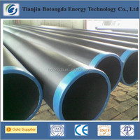 Price for oil and gas pipe from China biggest pipeline company