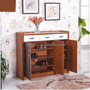 2015new High Quality Shoe Cabinets/Modern Hign Gloss Living Room Shoe  Cabinet Design Part 11