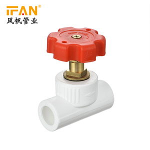 2019 Plumbing Fittings Names Plastic Tube Tubo PPR Pipe Fittings Stop Valves