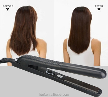 1 inch home use Flat Iron Hair Straightener
