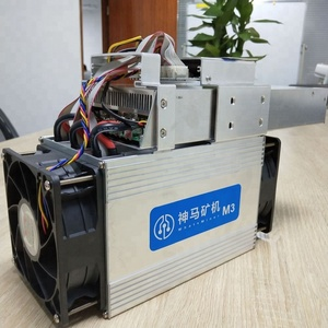 Second hand bitcoin antminer m3 11 5t 12 5t asic miner m3x include psu with  high quality