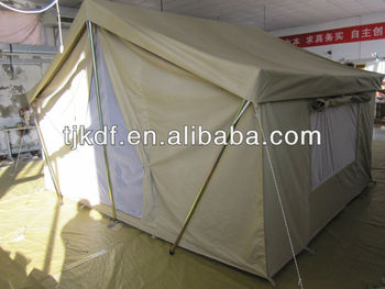 Best Quality Large Canvas Cabin Tent