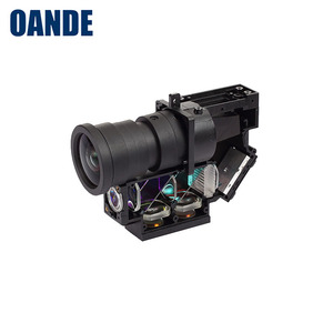 OEM service factory whosale 1280*800P projector and 3D printer use dlp optical module