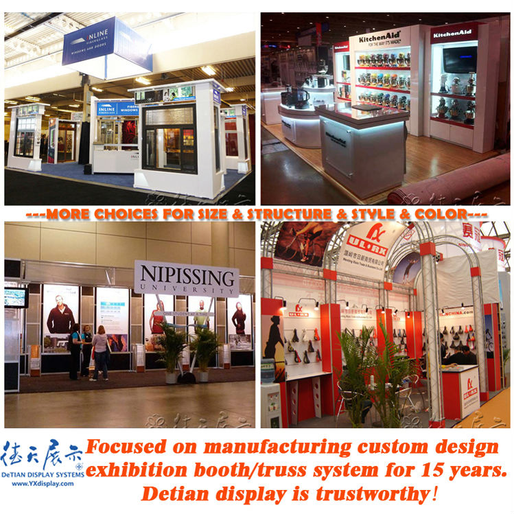Exhibition Stall Size : Modular trade show stand shell scheme booth exhibition stall buy