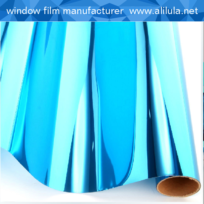 High quality 1.52*30/60m building window film with sun protective SR coating