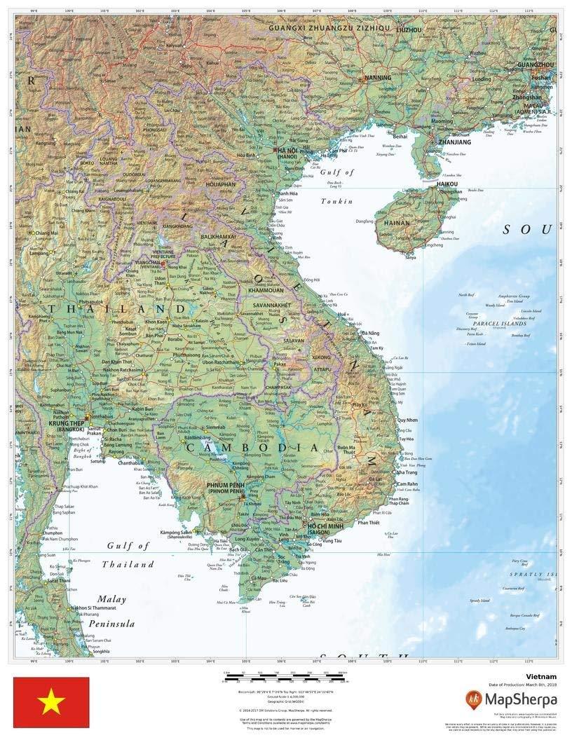 Cheap Danang Vietnam Map Find Danang Vietnam Map Deals On Line At