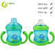 Good Quality Non Spill Easy Grip Baby Sippy Cup