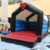 Jumping air bouncykids inflatable bouncer with water slide