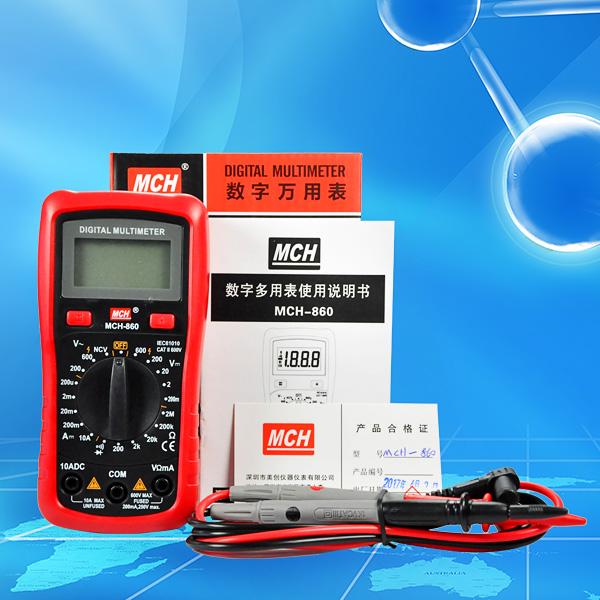 In Stock MCH-860 Digital Multimeter