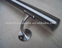 brass stair handrails bracket