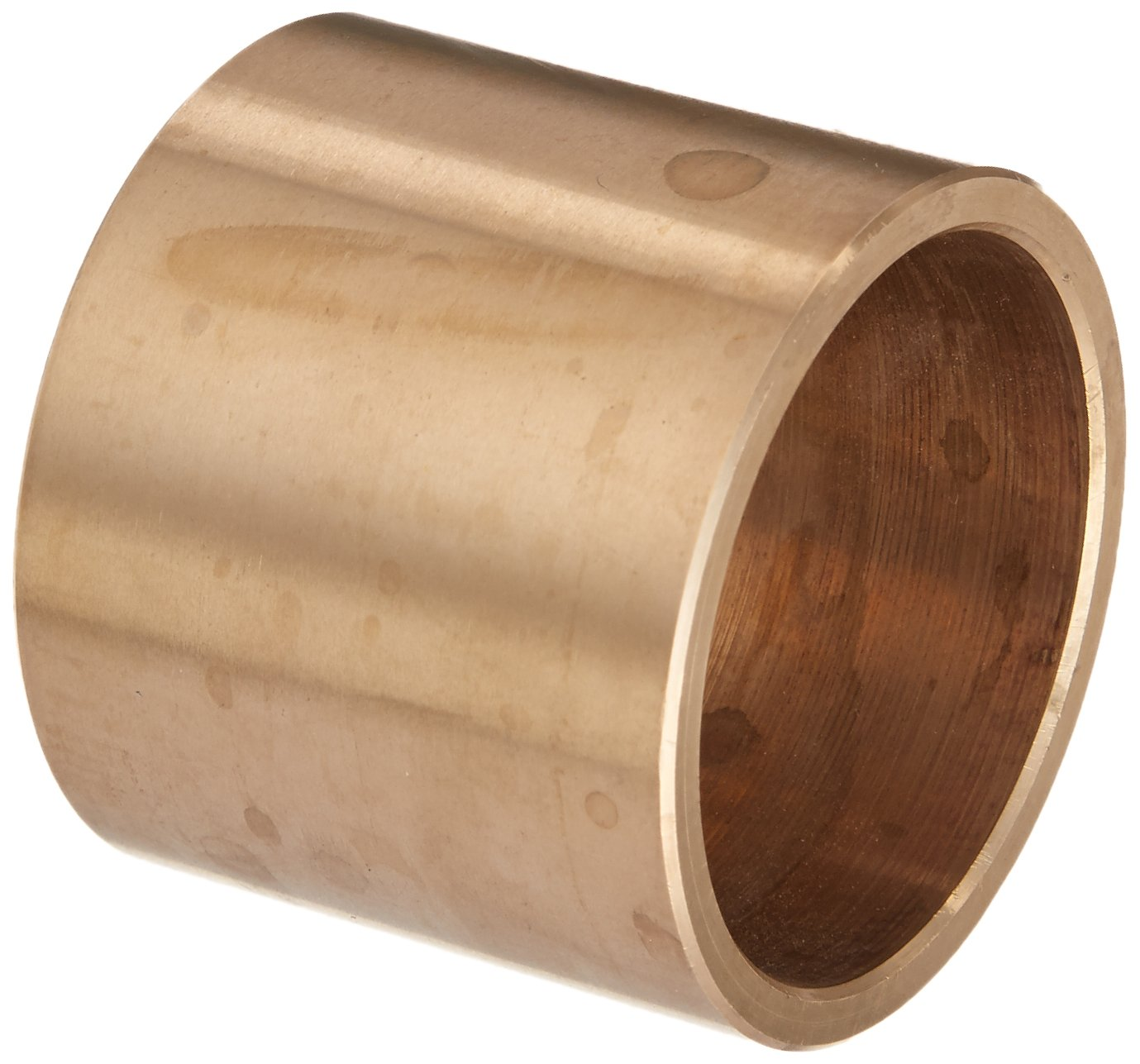 Oil Impregnated 1 1//8 Nom SAE 841 Bronze Bunting Bearings O.D. I.D. 3//4 Lg. 1 Each 7//8 Nom