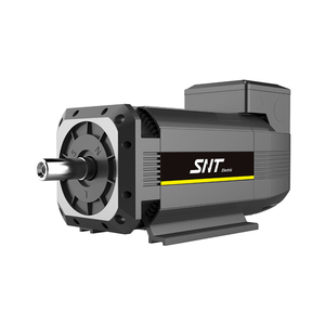 SiNaiTe 3.7KW 380V cnc router high frequency motor spindle ac servo motor control for metal milling