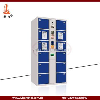 Cheap Goods Supermarket U0026gym Fingerprint Electronic Beach Lockers Furniture  Dubai Electronic Locker From China