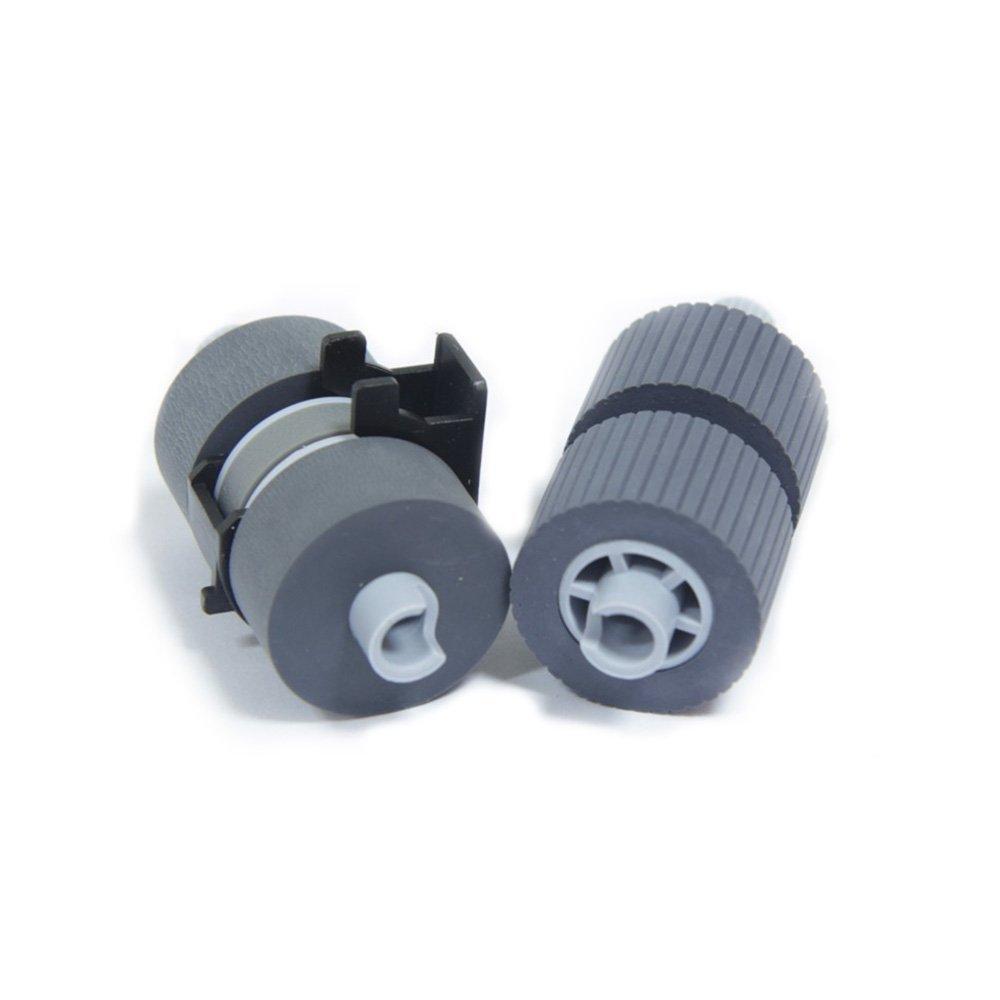 Yanzeo PA03338-Y327 PA03338-Y239 FI-5750C fi-5650C fi-5750 fi-5650 Drive Feed Roller Rubber Tire